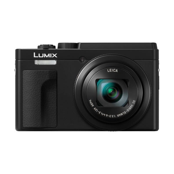 Panasonic Lumix DCZS80 Digital Camera - Black