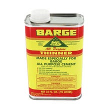 Barge All Purpose Thinner - 1 Quart (Ground Only)