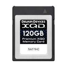 Delkin Devices 120GB Premium XQD Memory Card