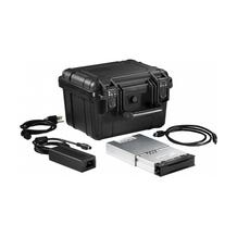CRU Digital Cinema DCP Kit DX115 Carrier/Case with 1TB 7200 RPM HDD