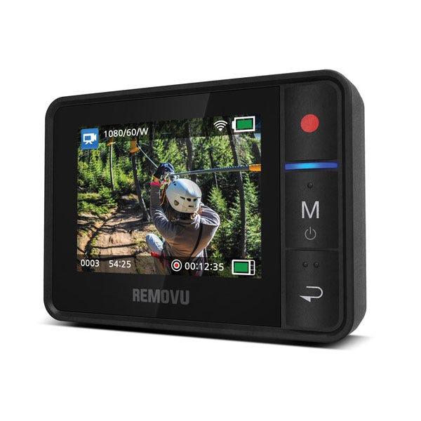 Removu R1 GoPro LCD Control