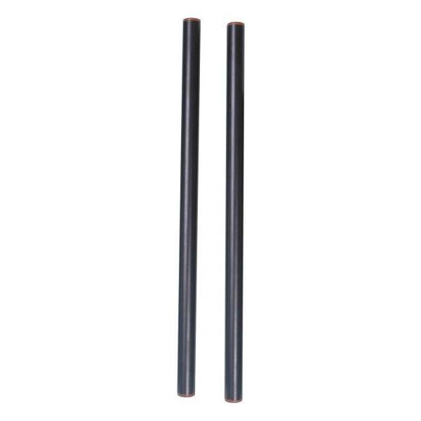 DLC DL-VR10 10in (25cm) 15mm Rods (Pair)