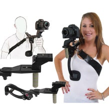 DLC Video Stabilizer with Handle