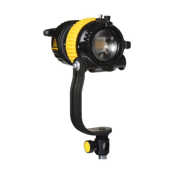 Dedolight Turbo Series DLED7 Bi-Color Focusing LED Light Head