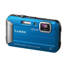 Panasonic Lumix DMC-TS30 Digital Camera - Blue