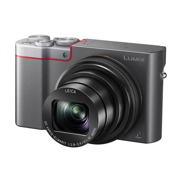 Panasonic Lumix DMC-ZS100 Digital Camera - Silver