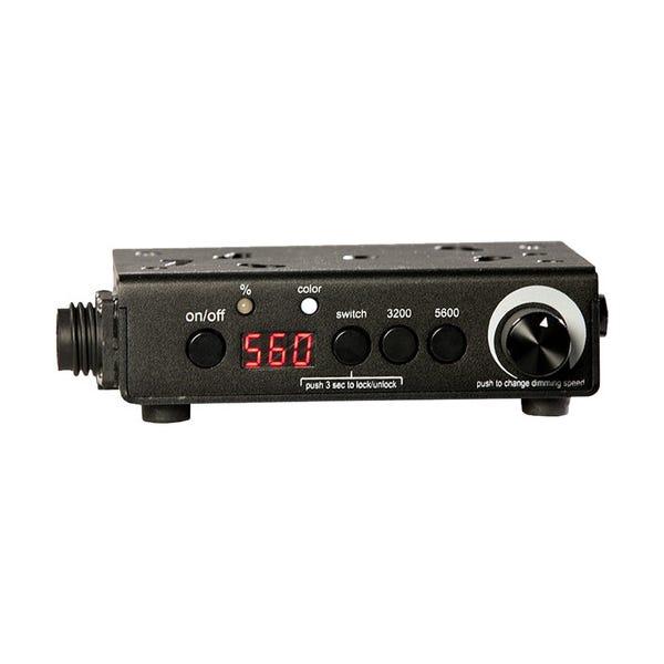 DMG Lumiere MINI Switch Controls DC Driver