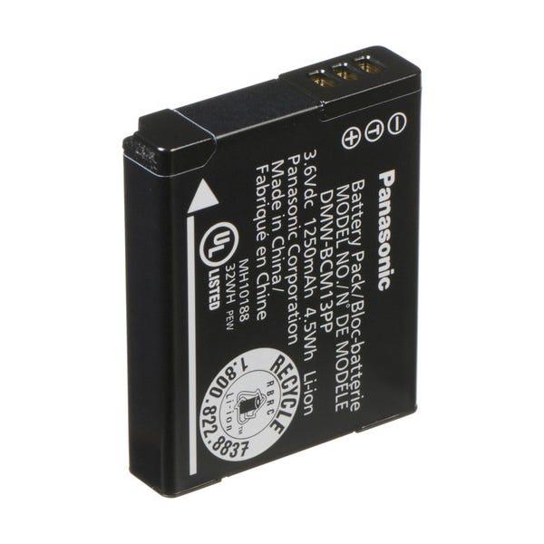 Panasonic DMW-BCM13 Lithium-Ion Battery Pack - 3.6V, 1250mAh