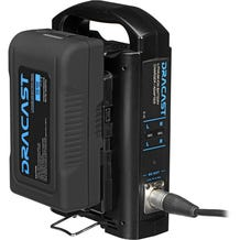 Dracast 1x 90S V-Mount Battery With 1x Charger Kit