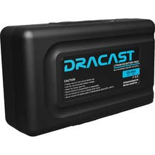 Dracast 95 Watt Anton Bauer Gold Mount Battery