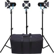 Dracast BOLTRAY Plus 400 LED 3-Light KIT DayLight