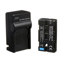 Dracast 2x NP-F 2200mAh Batteries and 2 Charger Kit