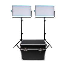 Dracast LED3000B Silq Bi-Color LED 2-Light Kit