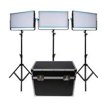 Dracast LED3000D Silq Daylight LED 3-Light Kit