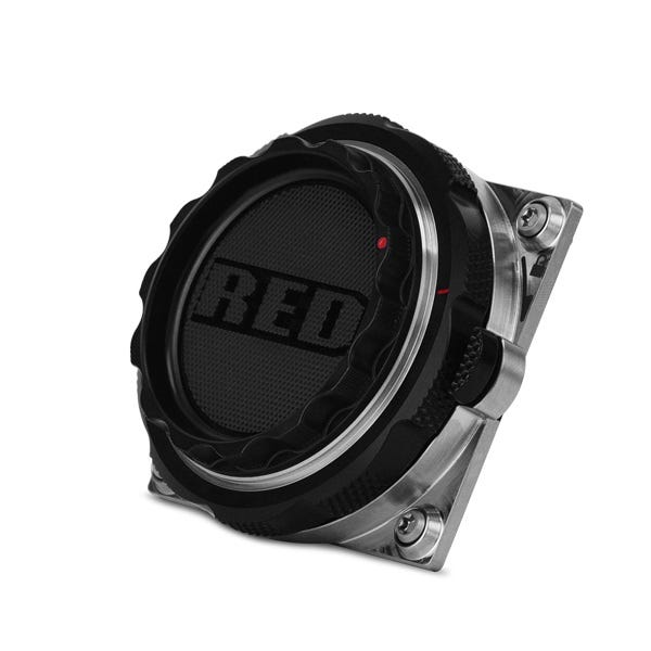 RED DSMC Titanium Canon Mount