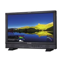 "JVC ProHD 23.8"" Broadcast Studio LED-Backlit LCD Monitor w/ Waveform"