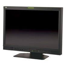 "JVC 24"" 10-Bit Studio LCD Monitor w/ Closed Caption & Waveform"