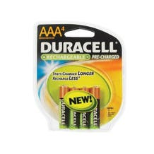 Duracell AAA Staycharged Rechargeable Battery - 4 Pack