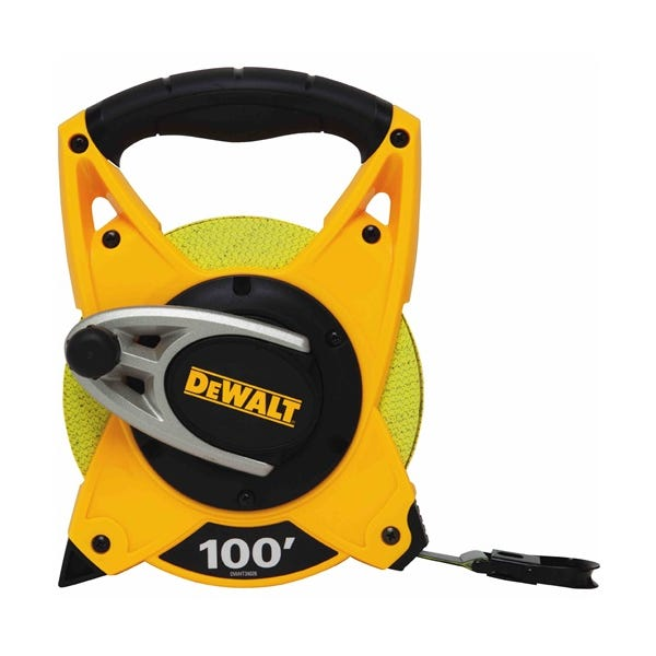 DeWalt Fiberglass Long Tape 100 ft.