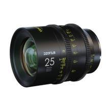 DZOFilm VESPID 25mm T2.1 Cinema Lens - EF Mount