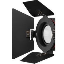 Fiilex 4-Way Barndoors for P180E LED Light