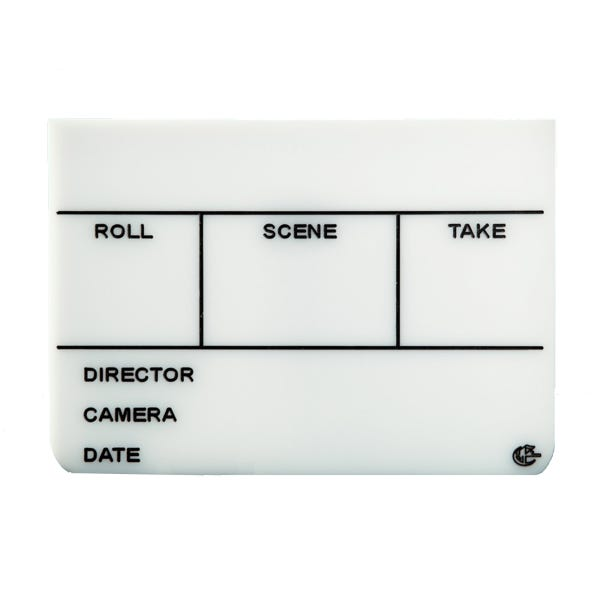 English Stix Engraved Insert Slate - Board Only