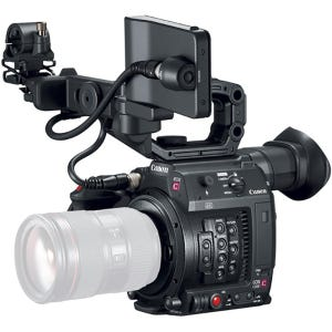 Hands-on with the Canon C200 6