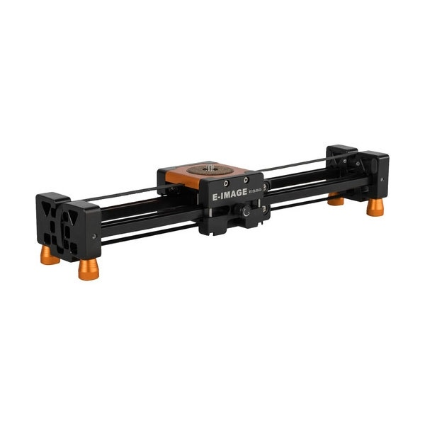 "E-Image ES50 Slider with 29.1"" Sliding Range and Adjustable Feet"
