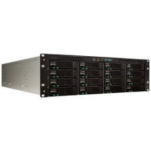 SNS EVO 16 Bay - 16x 8TB (128TB) 3RU High Performance Shared Storage Server