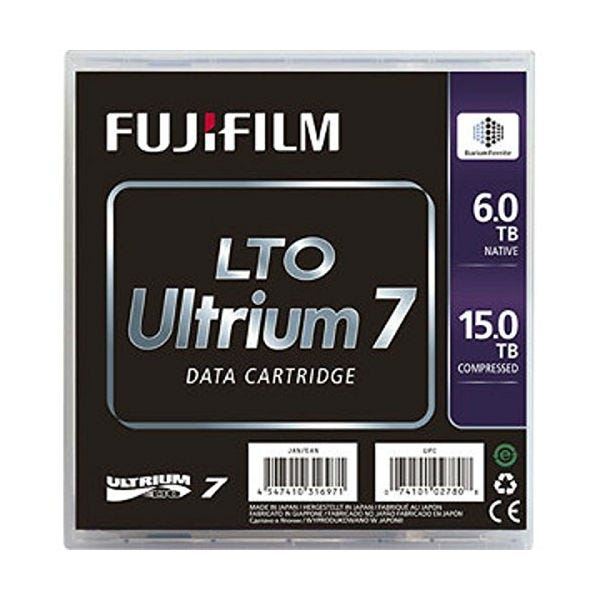 Fuji 6.0TB LTO Ultrium 7 Data Cartridge