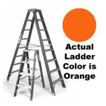 Sunset Ladder Co. F1A06 6ft. Single Sided Ladder