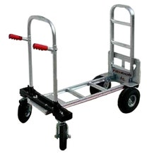 "Filmtools Junior Cart with Backstage Standard 8"" Wheel Kit."