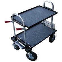 "Filmtools Patron Junior Equipment Cart w/ 10"" Wheels"