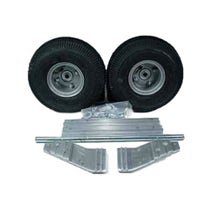Filmtools Replacement Wheels, Tires and Axle Kit for Filmtools & Magliner Carts