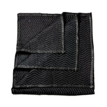 "Filmtools Sound Blanket / Furniture Pad - 80"" x 72"" Heavy Duty Black"