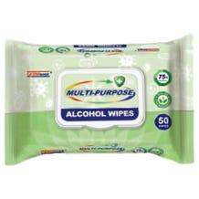 Sanitizer Wipes (50 Wipes)