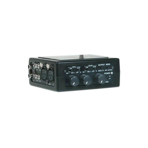 Azden FMX-DSLR Portable Audio Mixer for DSLR Cameras