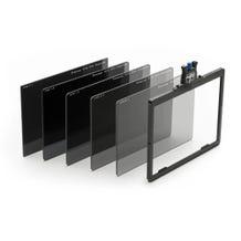Formatt Firecrest Ultra Cine Superslim IRND 5 Filter Kit with Matte Box Tray - 0.6, 0.9, 1.2, 1.8, 2.1 (2, 3, 4, 6, 7 Stops)