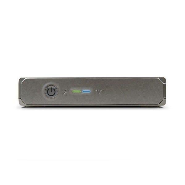 LaCie FUEL Wireless Storage with Wi-Fi 802.11 b/g/n and USB 3.0 1TB, 2TB