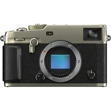 FUJIFILM X-Pro3 Mirrorless Digital Camera - Dura Silver