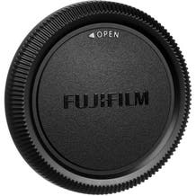 FUJIFILM Body Cap for FUJIFILM X-Mount Cameras