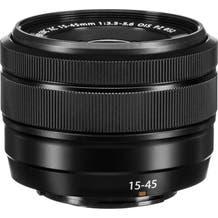 FUJIFILM Fujinon Aspherical Super EBC XC 15-45mm f/3.5-5.6 OIS PZ Lens - Black