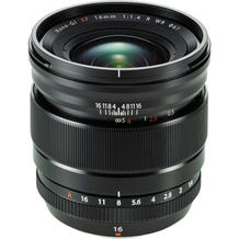FUJIFILM Fujinon XF 16mm f/1.4 R WR Aspherical Lens