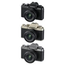 FUJIFILM X-T100 Mirrorless Digital Camera with 15-45mm Lens - Various Colors