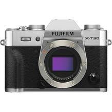 FUJIFILM X-T30 Mirrorless Digital Camera - Silver