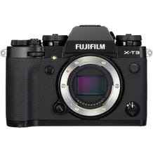 FUJIFILM X-T3 Mirrorless Digital Camera - Black