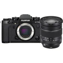 FUJIFILM X-T3 Mirrorless Digital Camera with 16-80mm Lens Kit - Black