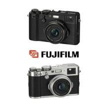 FUJIFILM X100F Digital Camera - Black and Silver