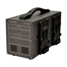 GEN ENERGY 4-Channel Simultaneous Charger (6A)
