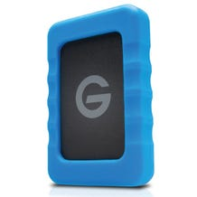 G-Technology 2TB G-DRIVE ev RaW USB 3.0 Hard Drive with Rugged Bumper